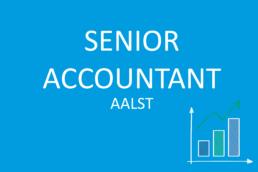 senior accountant aalst