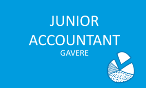 vacature junior accountant gavere