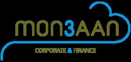 logo Mon3aan Corporate en Finance