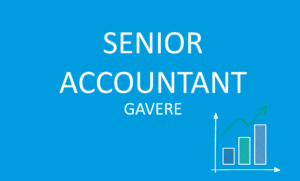 vacature senior accountant gavere